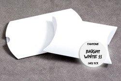 Etui papierowe białe duże 107oed 1sztuka