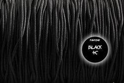 Gumka czarna powlekana 1.5mm 15gp 75m