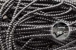 Kamienie Hematyt 4705kp 2mm 1sznur