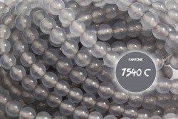 Kamienie Jadeit 5790kp 6mm 1sznur