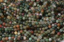 Kamienie Jaspis Fancy 4435kp 2mm 1sznur