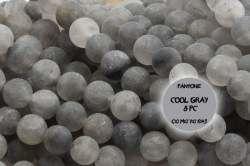 Kamienie Kwarc Cloud 7442kp 6mm 1sznur