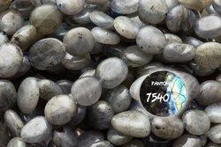Kamienie Labradoryt 7451kp 12x10mm 1sznur
