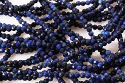 Kamienie Lapis lazuli 5915kp 2mm 1sznur