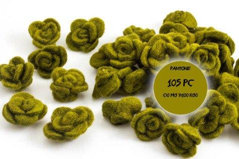 Filc Kwiatek 126fk 38mm 1sztuka