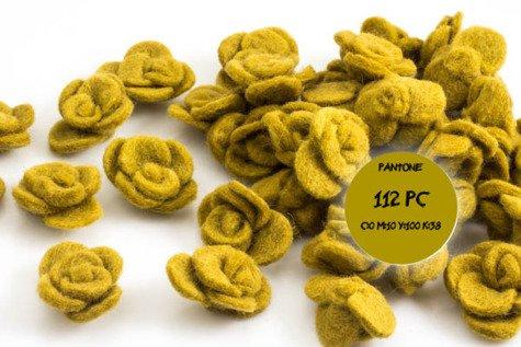 Filc Kwiatek 127fk 38mm 1sztuka