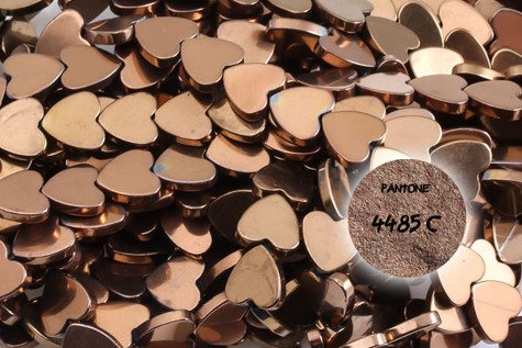 Kamienie Hematyt 5793kp 6mm 1sztuka
