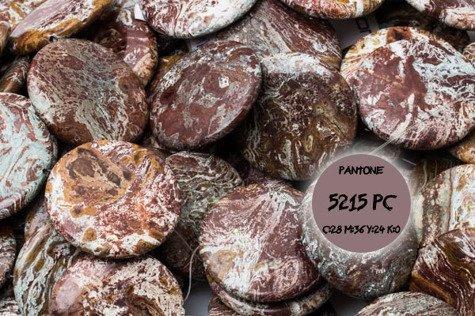 Kamienie Sodalit 1391kp 30mm 1sztuka