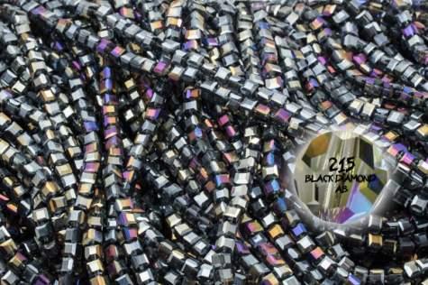Koraliki Kryształki 4022kr 4mm 1sznur