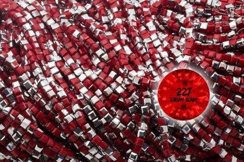 Koraliki Kryształki 554kr 3mm 1sznur