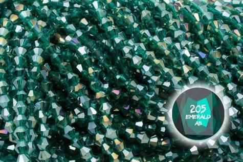 Koraliki Kryształki B458kr 4mm 1szn.