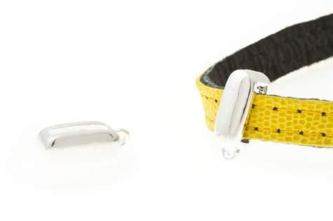 Metal Krawatka 444ma 17mm 1sztuka