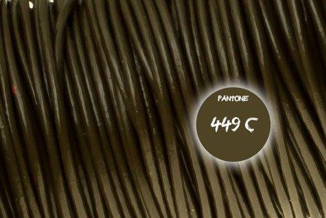 Rzemień #5034 1mm 1m