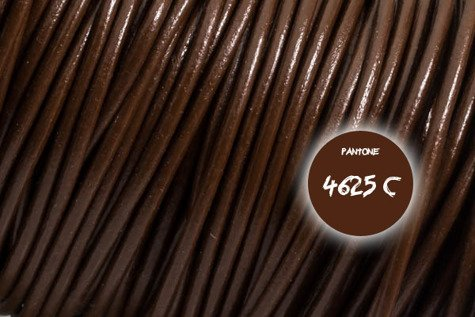 Rzemień skórzany #006 2.5mm 1m