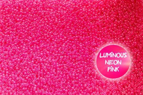 TOHO TR-11-978 Luminous Neon Pink 10g
