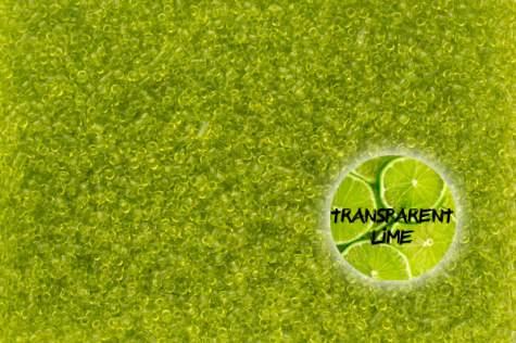 TOHO TR-15-4 Transparent Lime Green 100g